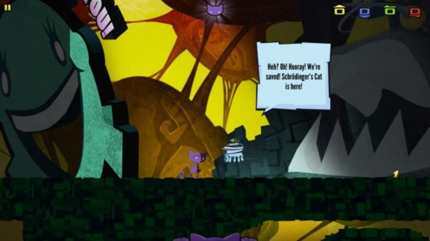 Screenshot 14 - Schrodinger's Cat And The Raiders Of The Lost Quark