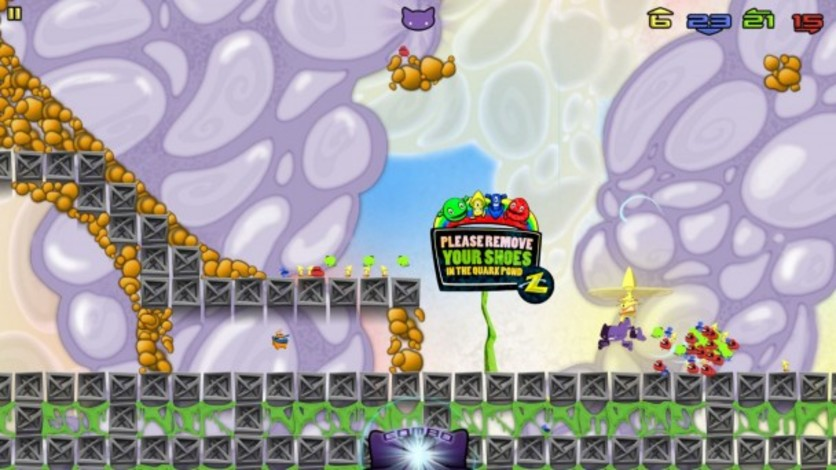 Screenshot 3 - Schrodinger's Cat And The Raiders Of The Lost Quark