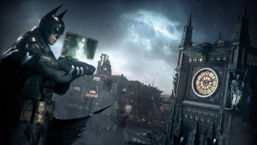 скачать игру Batman Arkham Knight на русском - фото 2