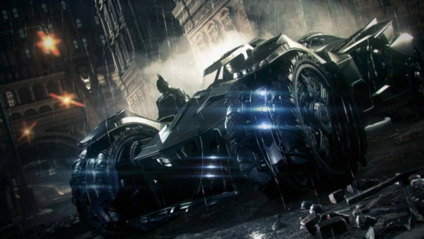 Screenshot 3 - Batman: Arkham Knight