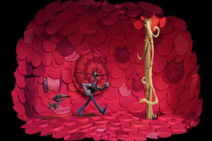 Screenshot 4 - Armikrog Deluxe Edition