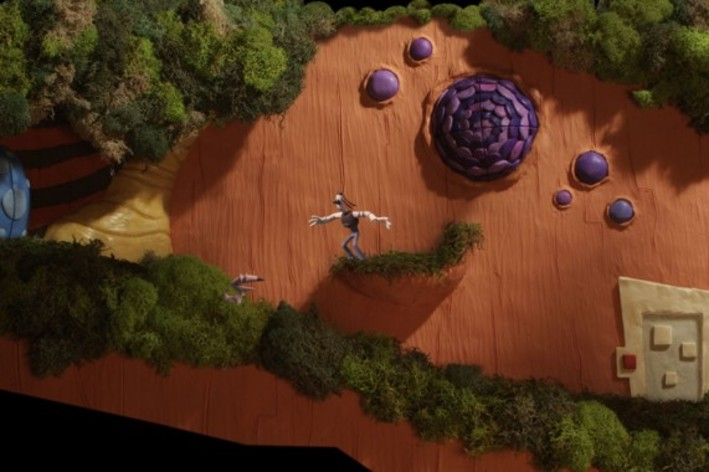 Screenshot 3 - Armikrog Deluxe Edition