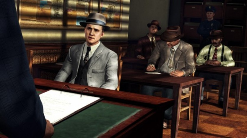 Screenshot 3 - L.A. Noire