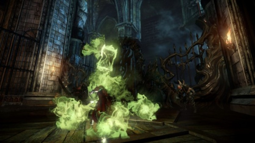 Screenshot 1 - Castlevania: Lords of Shadow 2 - Relic Rune Pack