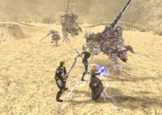 Screenshot 2 - Dungeon Siege II