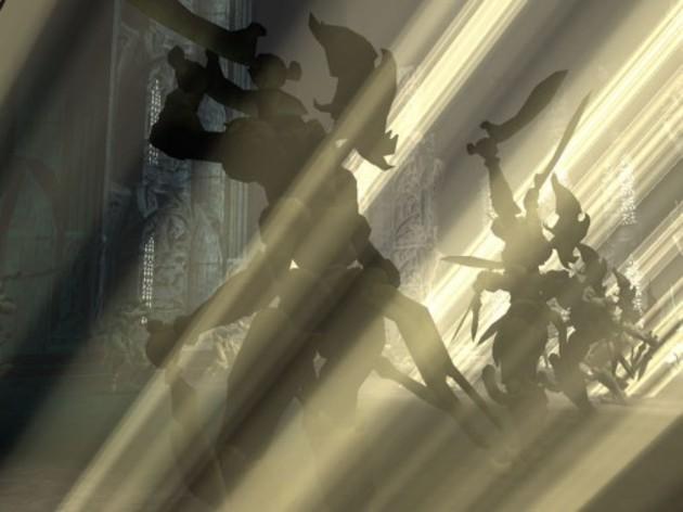 Screenshot 1 - Dungeon Siege II