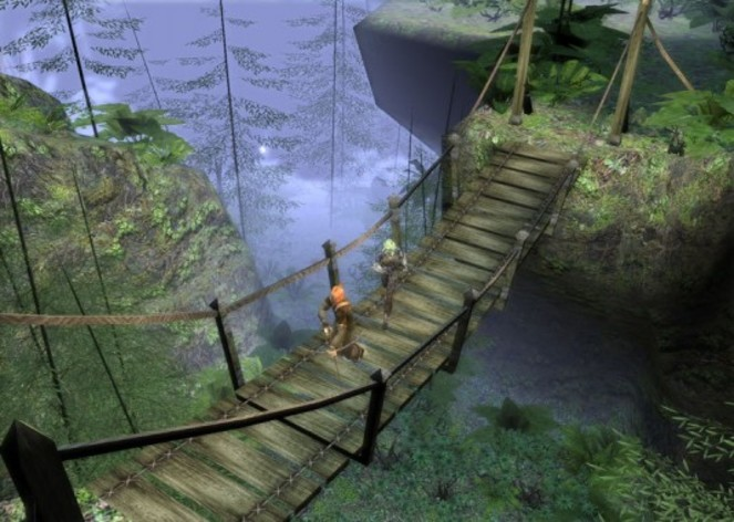 Screenshot 3 - Dungeon Siege II