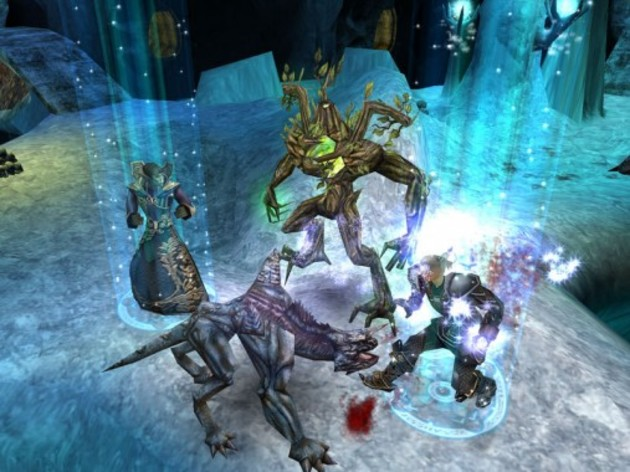 Screenshot 4 - Dungeon Siege II