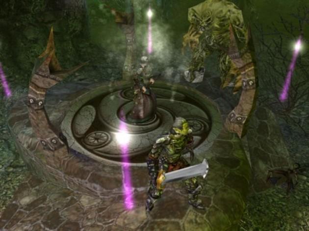 Screenshot 5 - Dungeon Siege II