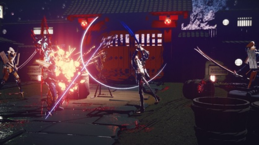 Screenshot 7 - KILLER IS DEAD - Nightmare Edition
