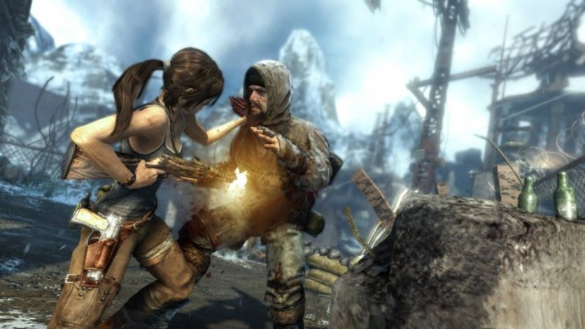 Screenshot 4 - Tomb Raider GOTY