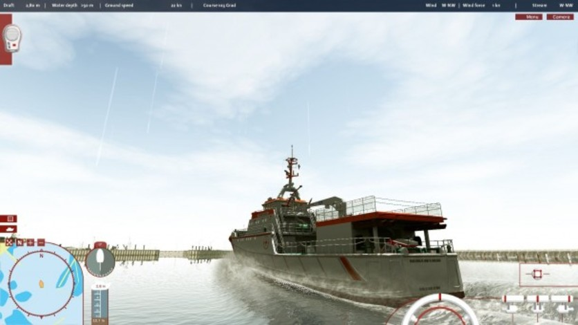 Screenshot 5 - Ship Simulator: Maritime Search and Rescue