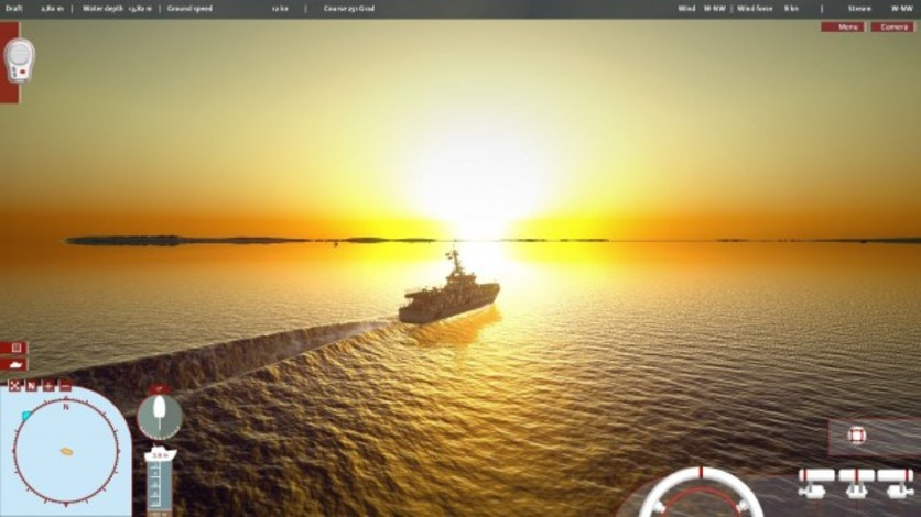 Screenshot 2 - Ship Simulator: Maritime Search and Rescue