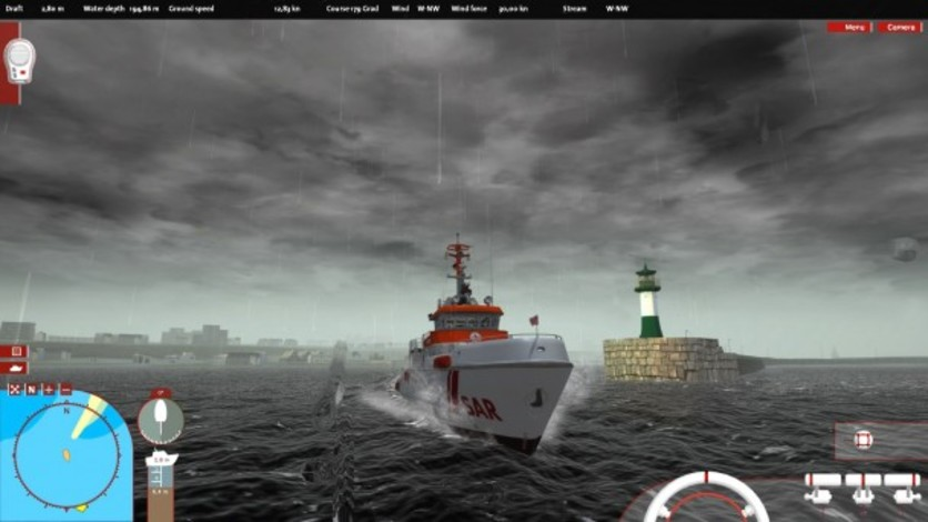 Screenshot 10 - Ship Simulator: Maritime Search and Rescue