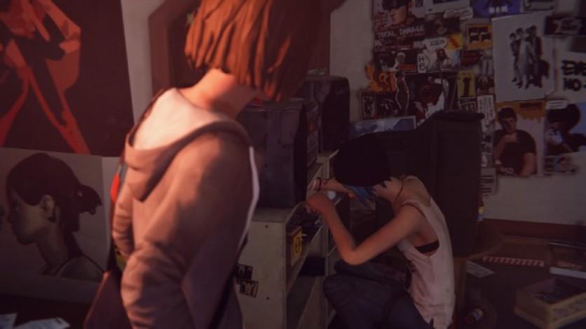 Screenshot 2 - Life Is Strange - Episode 1