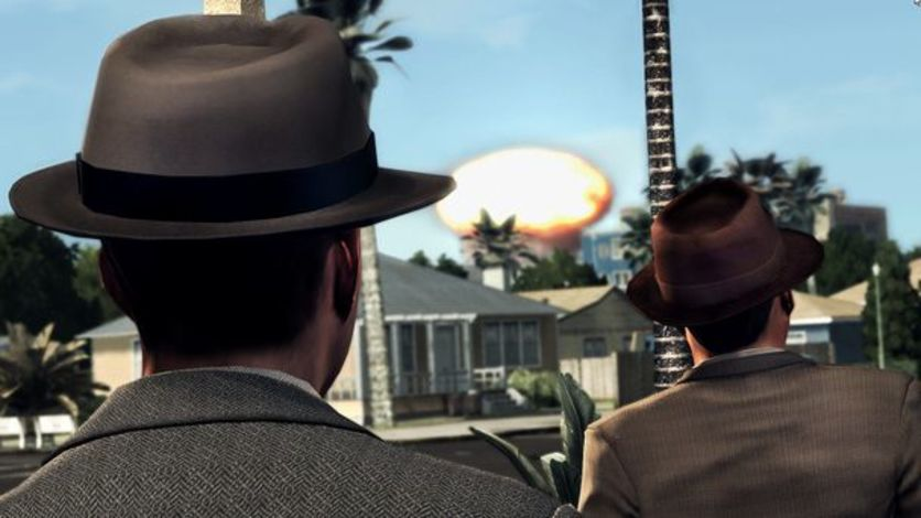 Screenshot 8 - L.A. Noire: The Complete Edition