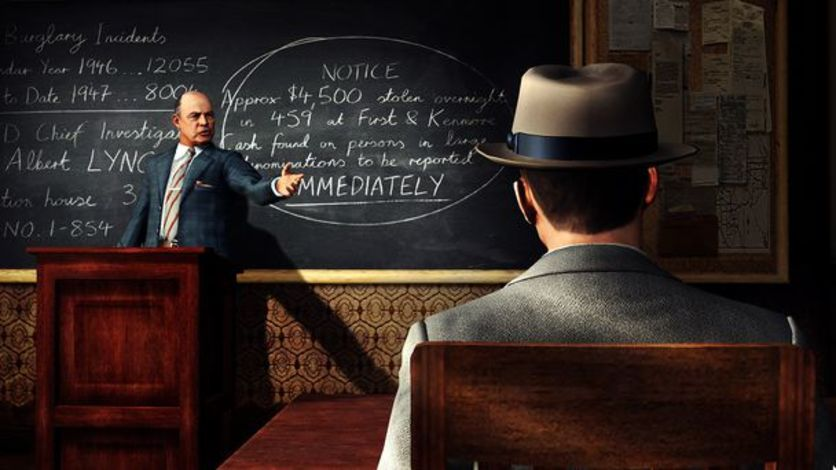Screenshot 5 - L.A. Noire: The Complete Edition