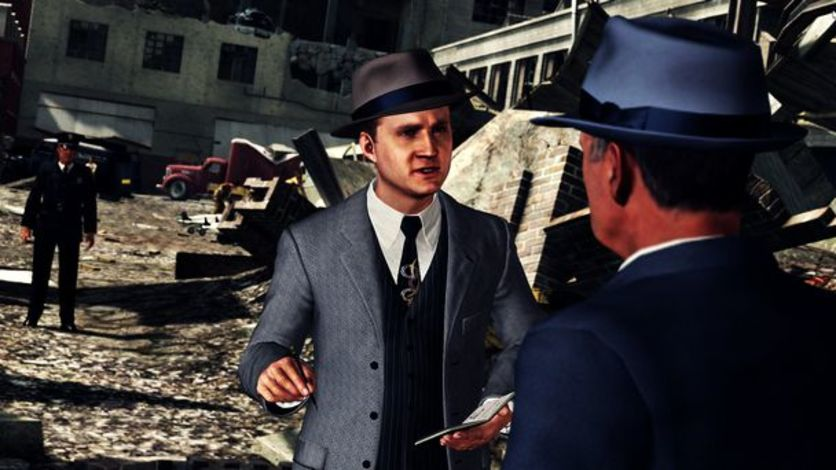 Screenshot 4 - L.A. Noire: The Complete Edition