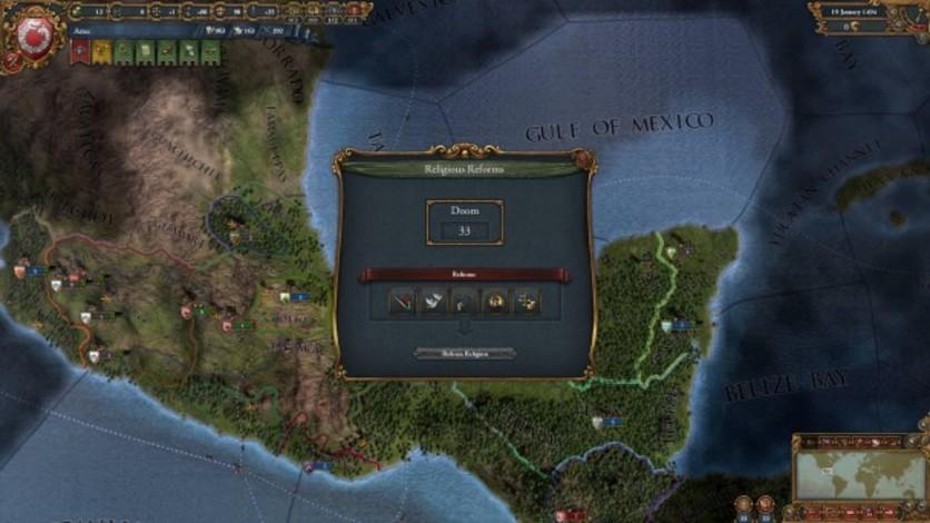 Screenshot 4 - Europa Universalis IV: The El Dorado Collection