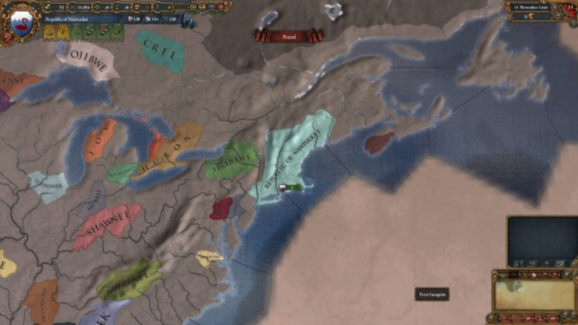 Screenshot 2 - Europa Universalis IV: The El Dorado Collection