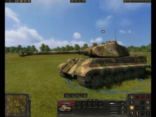 Screenshot 8 - Theatre of War 2: Kursk 1943 - Especial Edition