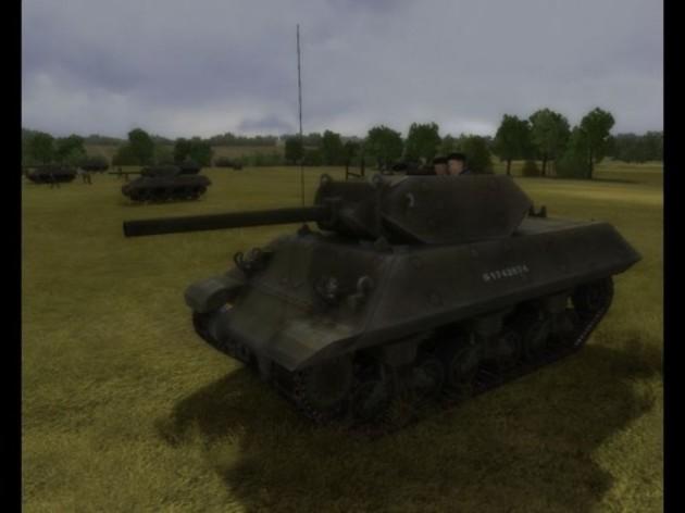 Screenshot 1 - Theatre of War 2: Kursk 1943 - Especial Edition