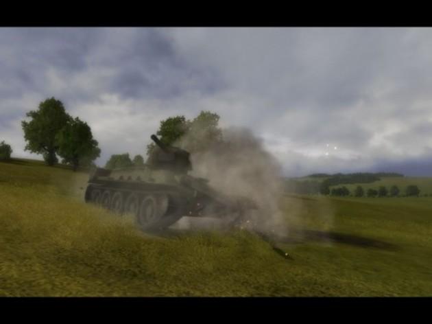 Screenshot 6 - Theatre of War 2: Kursk 1943 - Especial Edition