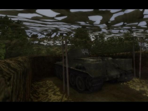 Screenshot 2 - Theatre of War 2: Kursk 1943 - Especial Edition