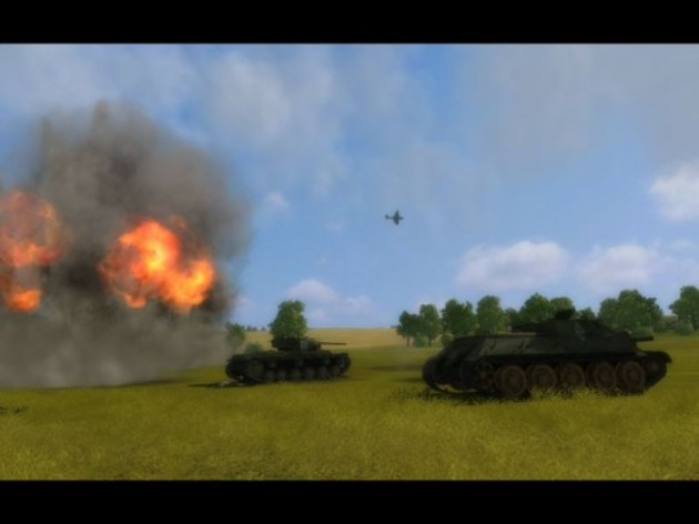Screenshot 3 - Theatre of War 2: Kursk 1943 - Especial Edition