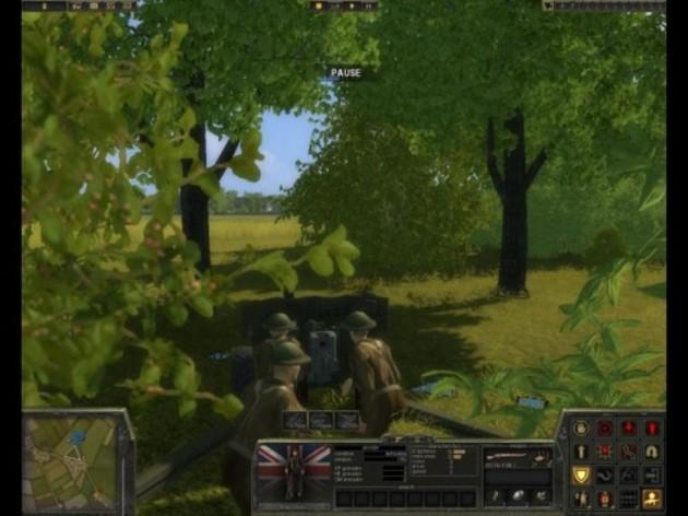 Screenshot 7 - Theatre of War 2: Kursk 1943 - Especial Edition