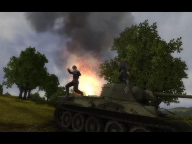 Screenshot 4 - Theatre of War 2: Kursk 1943 - Especial Edition