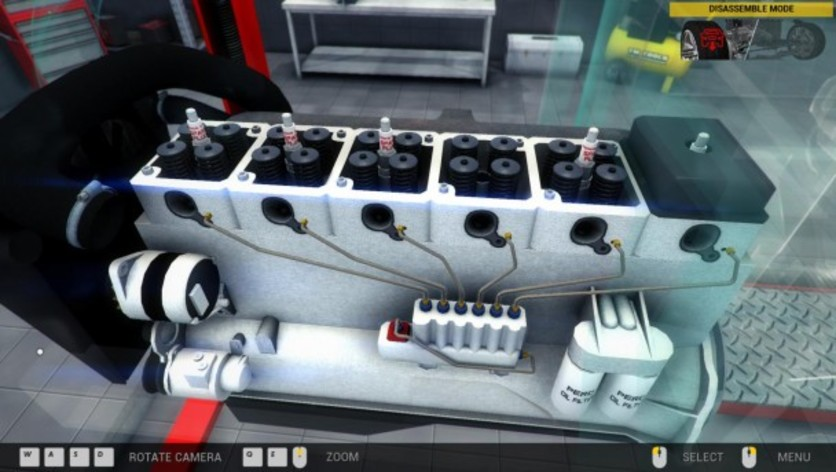 Screenshot 11 - Truck Mechanic Simulator 2015