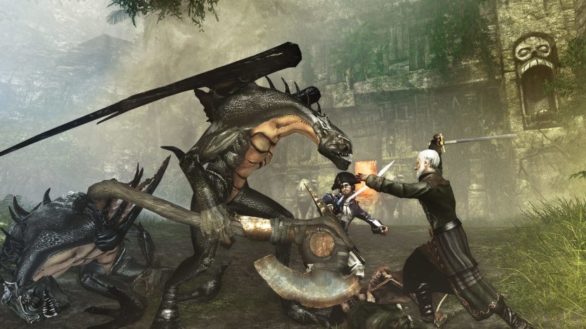 Screenshot 5 - Risen 2: Dark Waters Gold Edition