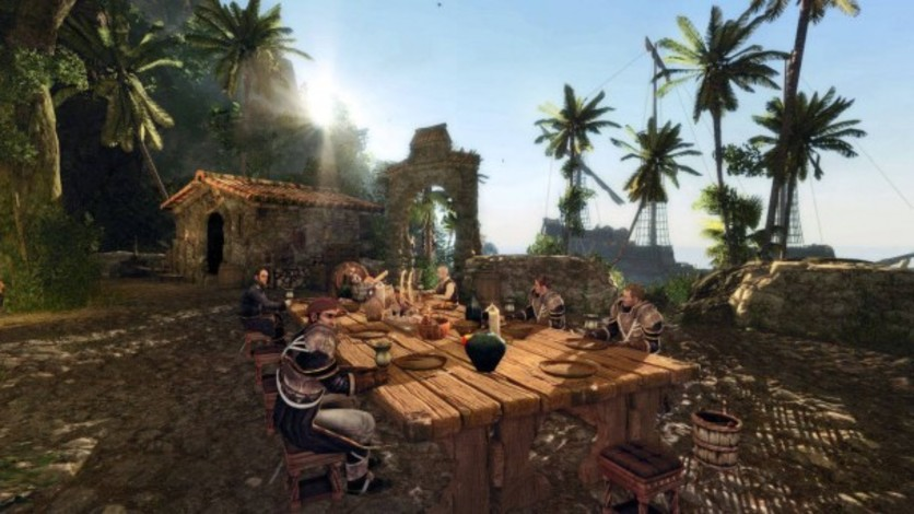 Screenshot 8 - Risen 2: Dark Waters Gold Edition