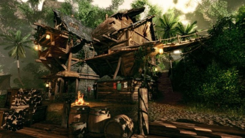 Screenshot 4 - Risen 2: Dark Waters Gold Edition
