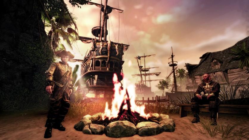 Screenshot 9 - Risen 2: Dark Waters Gold Edition