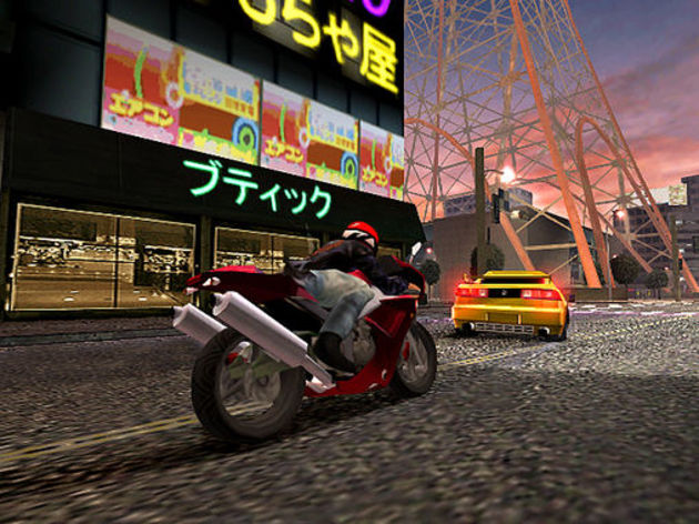 Screenshot 8 - Midnight Club 2