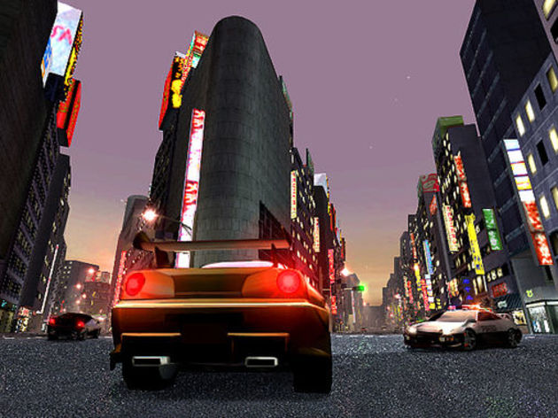Screenshot 3 - Midnight Club 2