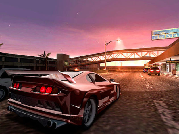 Screenshot 10 - Midnight Club 2