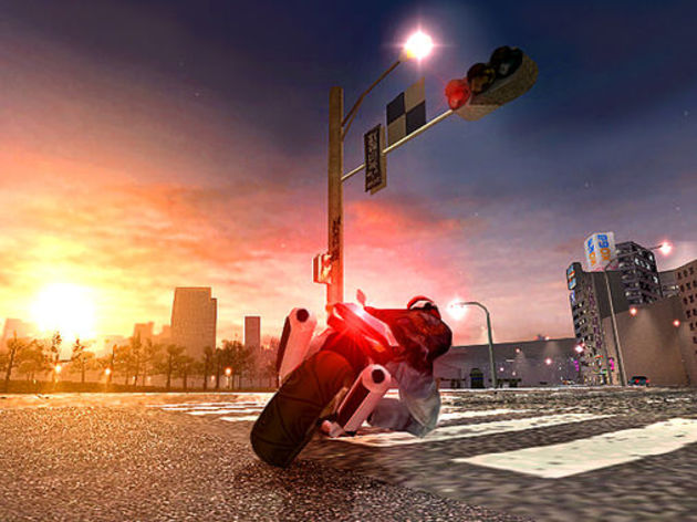 Screenshot 5 - Midnight Club 2