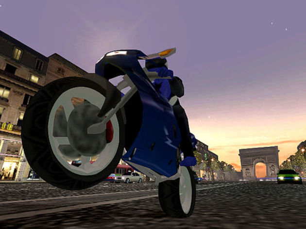 Screenshot 6 - Midnight Club 2