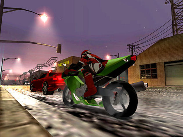 Screenshot 2 - Midnight Club 2