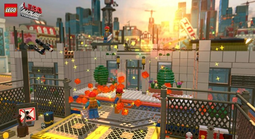 Screenshot 7 - The LEGO Movie - Videogame