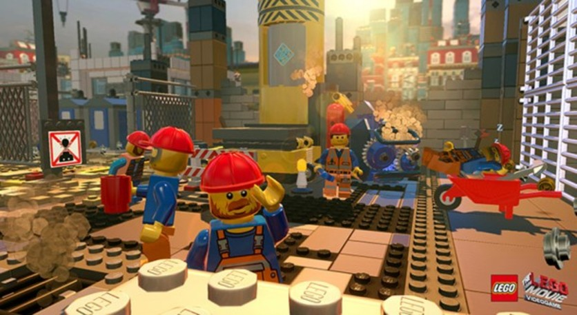 Screenshot 3 - The LEGO Movie - Videogame