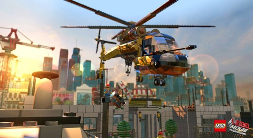 Screenshot 2 - The LEGO Movie - Videogame