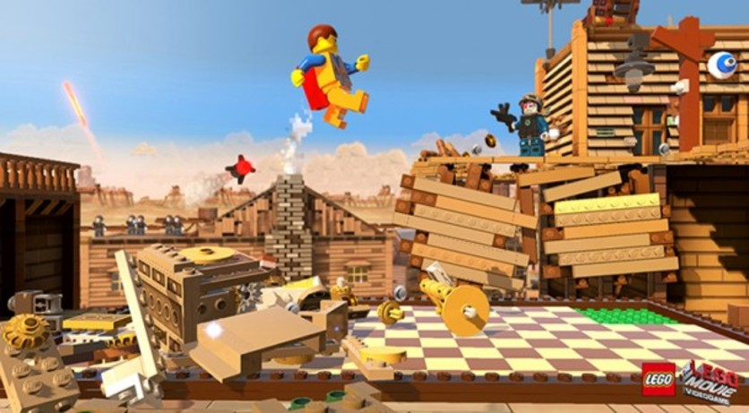 Screenshot 5 - The LEGO Movie - Videogame