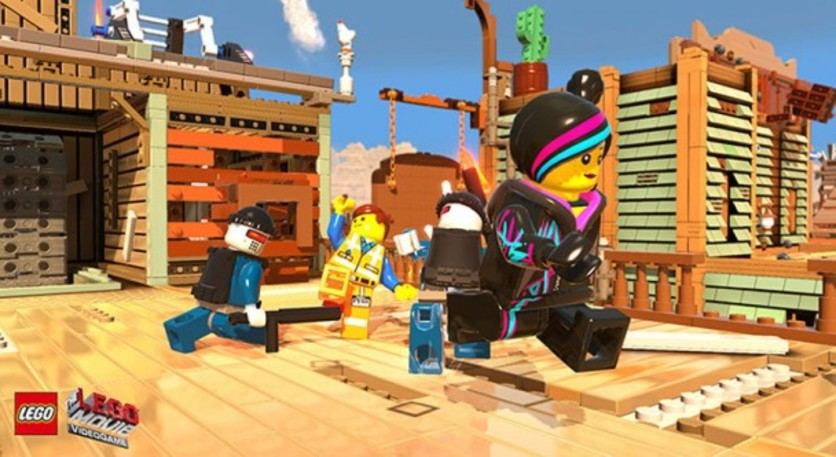 Screenshot 6 - The LEGO Movie - Videogame