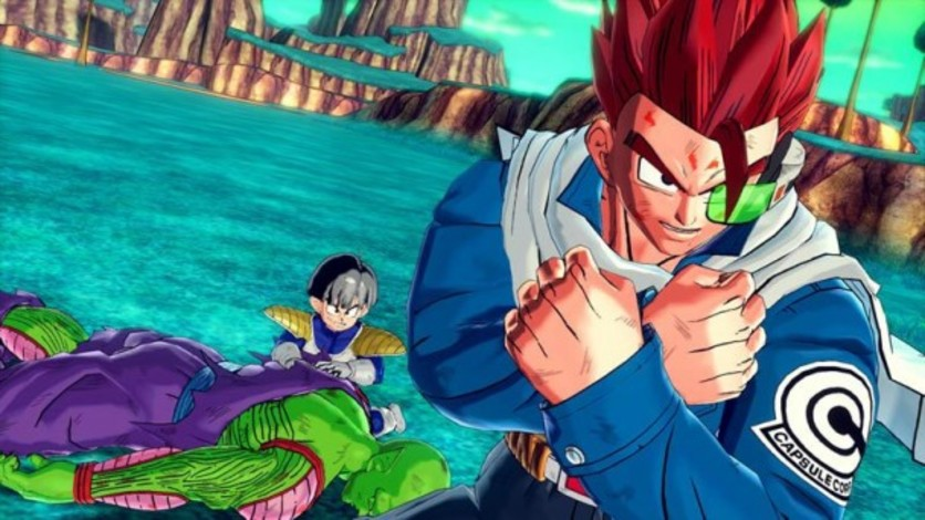 Screenshot 14 - Dragon Ball Xenoverse - Season Pass