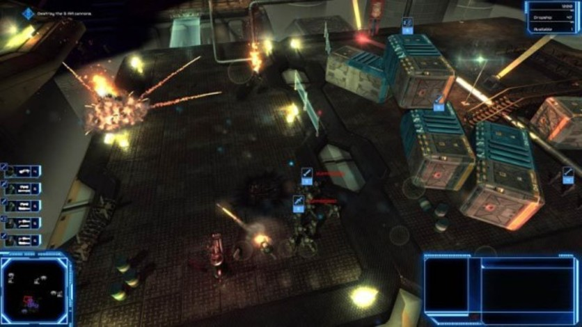 Screenshot 15 - Mechs & Mercs: Black Talons