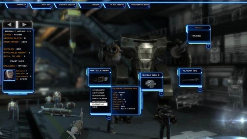 Screenshot 13 - Mechs & Mercs: Black Talons